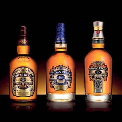 Chivas Whiskey