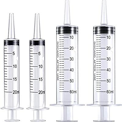 Disposable Syringe big size
